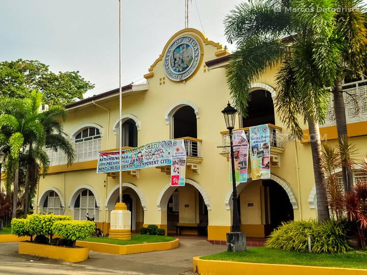 Vigan City Hall in Vigan, Ilocos Sur, Philippines