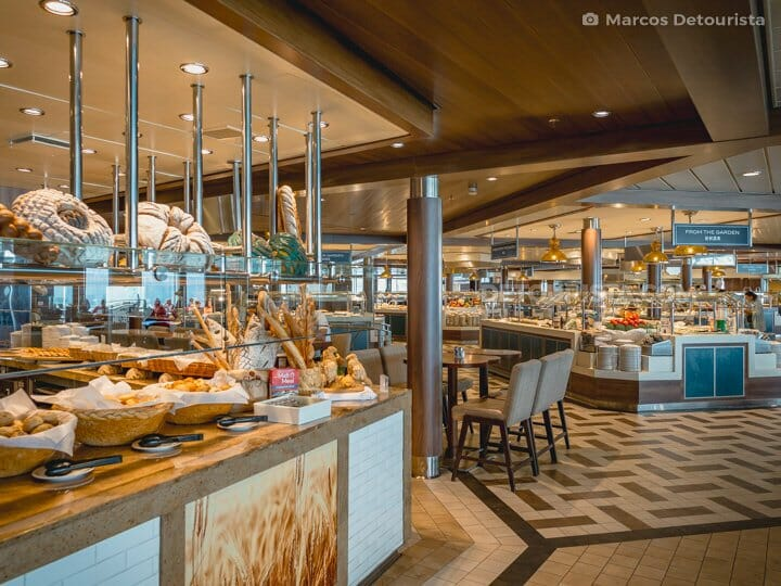 Windjammer Marketplace - Quantum of the Seas