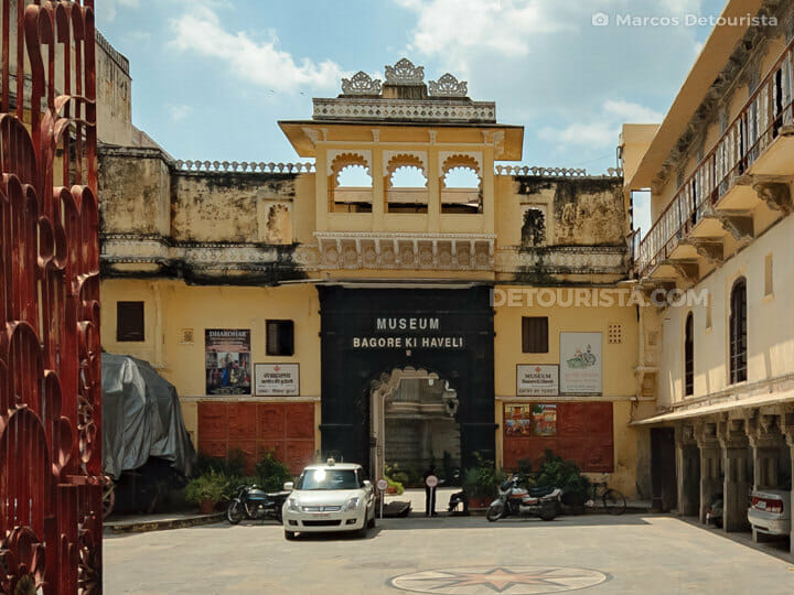Bagore Ki Haveli, India