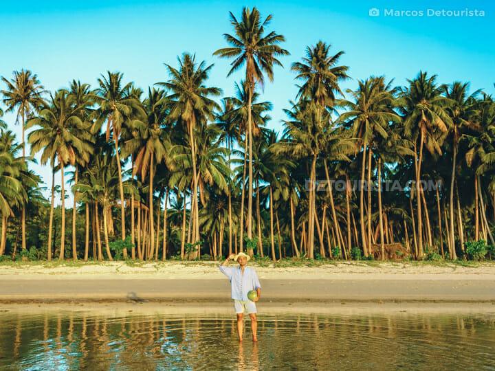 Bigaho Beach, San Vicente, Palawan