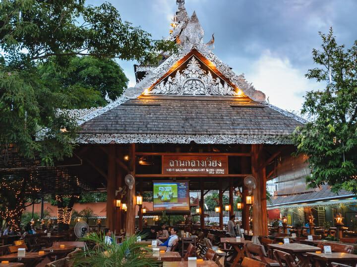Chiang Rai Night Bazaar, Chiang Rai