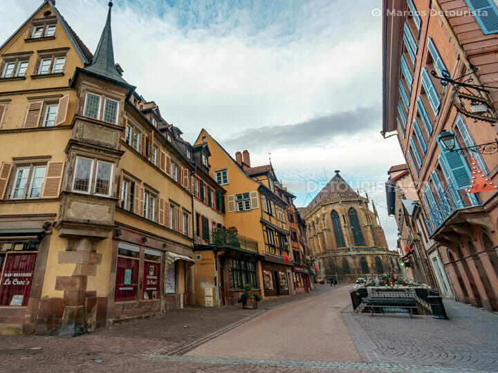 Colmar Old Town in France