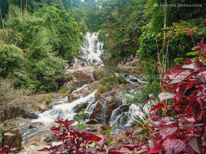 Datanla Waterfall, Da Lat