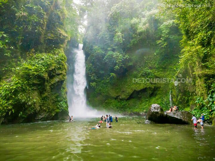Dimatubo Falls