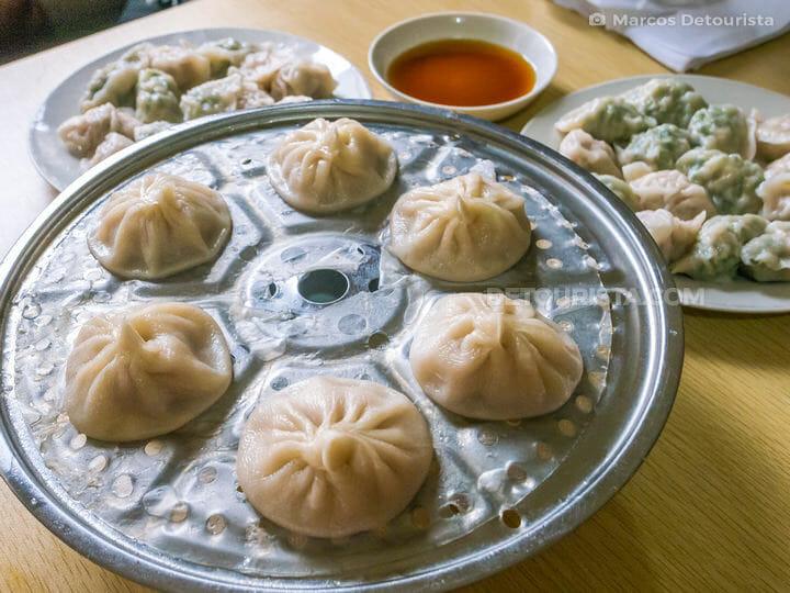 Dong Bei Dumplings, Binondo (Manila Chinatown)