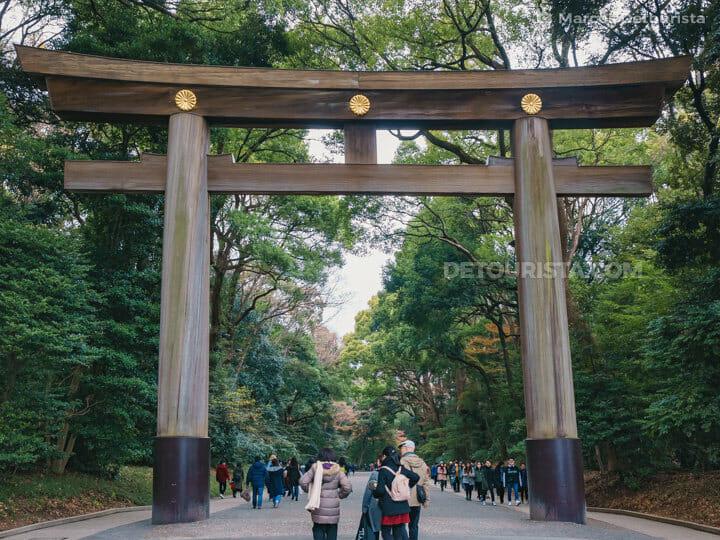 Meiji Jingu Shrine, Tokyo