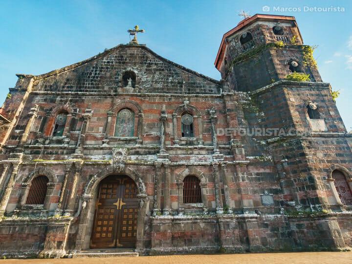 Nagcarlan Church, Laguna