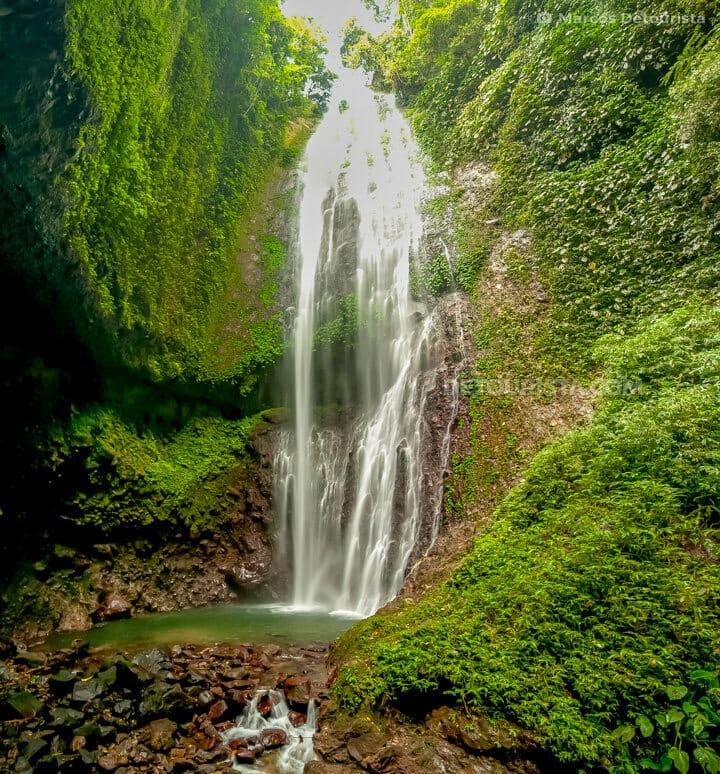 Saob Falls in Caibiran, Biliran, Philippines