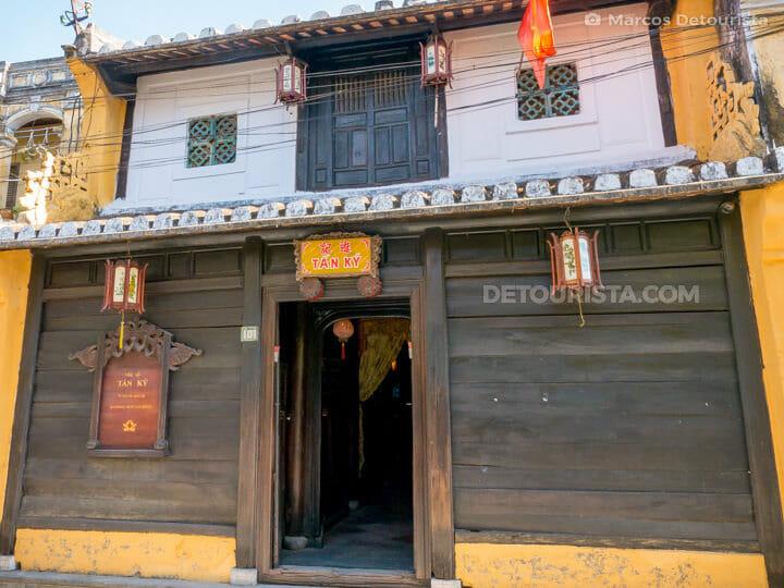 Tan Ky Old House, Hoi An