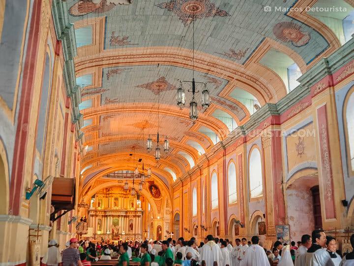 Tayabas Church, Quezon Province
