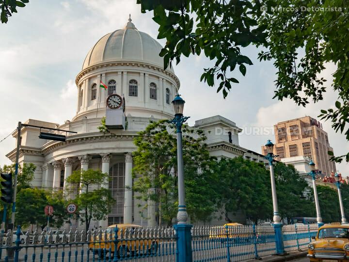 General Post Office in BBD Bagh, Kolkata, India
