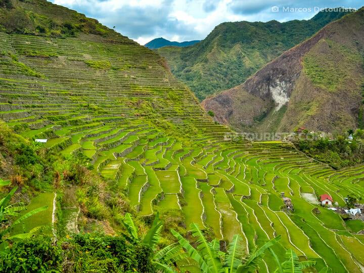 Batad Rice Terraces in Ifugao, Philippines
