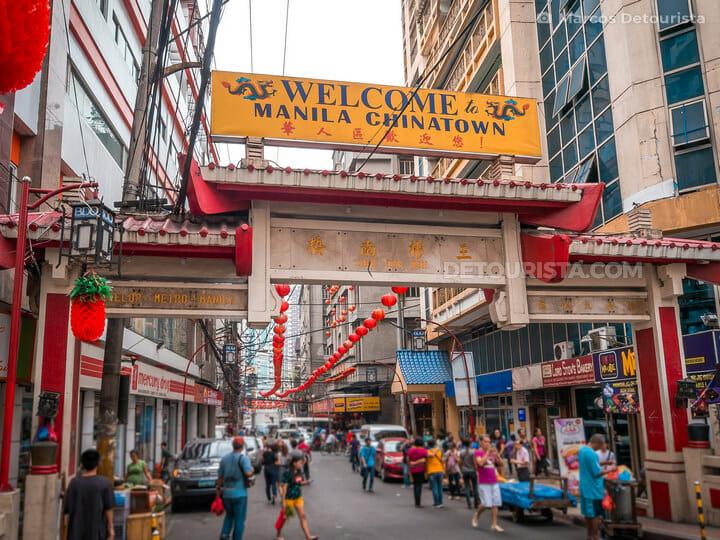 Binondo (Manila Chinatown)