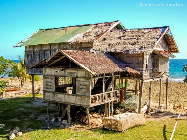 Cang-Isok House, Siquijor