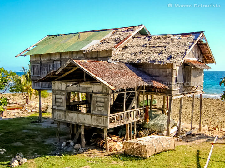 Cang-Isok House in Siquijor, Philippines