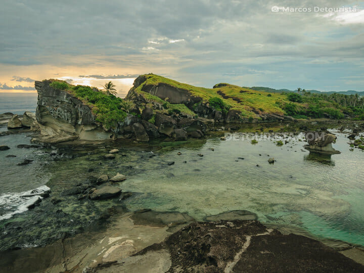 Caranas Rock Formation, Biri Island, Northern Samar, Philippines