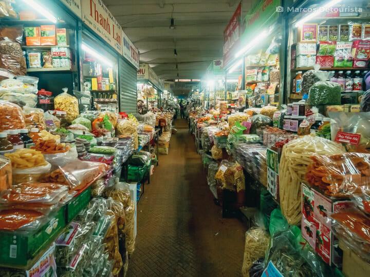 Da Lat Market, Da Lat