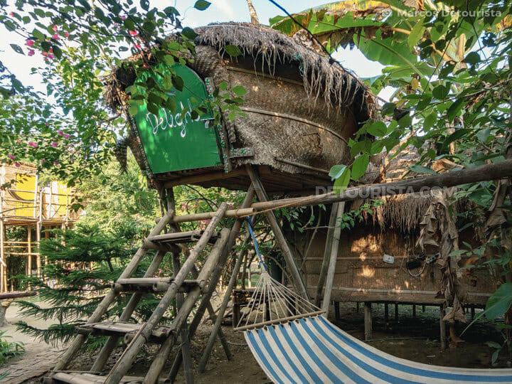Evergreen Ecolodge - Treehouse, Chitwan