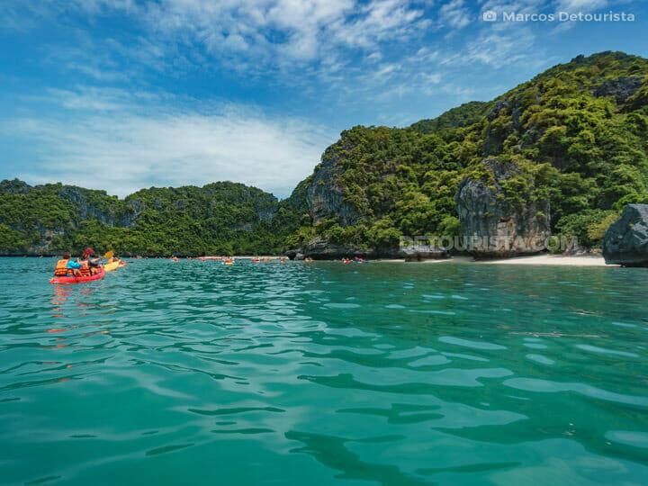 Koh Wua Ta Lap Island, Mu Ko Ang Thong National Park