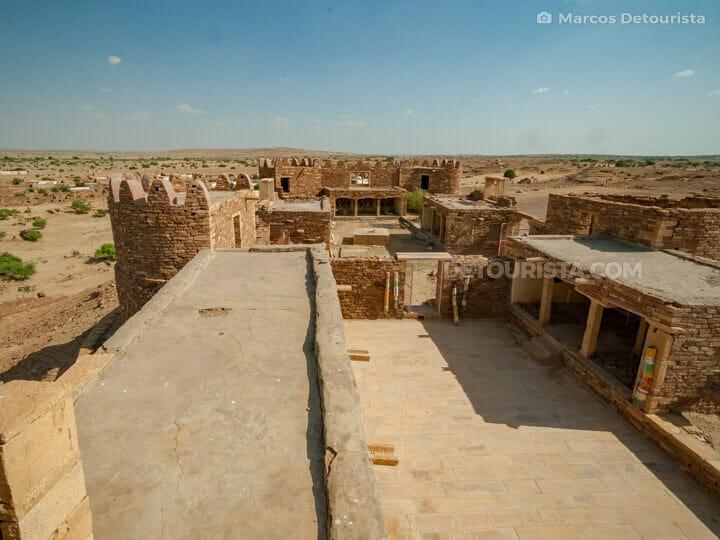 Kuldhara (Abandoned Village), Jaisalmer