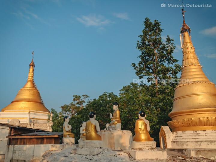 Kyawng Khum Temple, Hsipaw