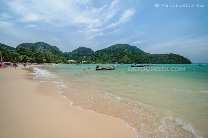 Loh Dalum Beach (Ao Lo Dalam Bay), Ko Phi Phi Don