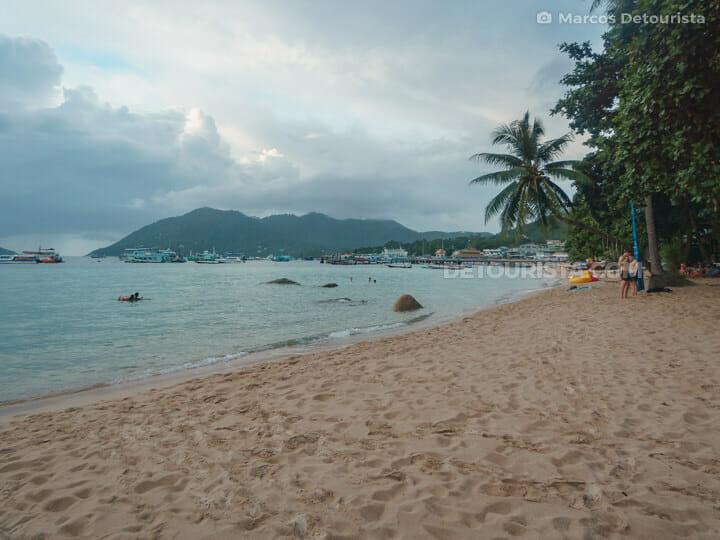 Mae Haad Beach, Ko Tao