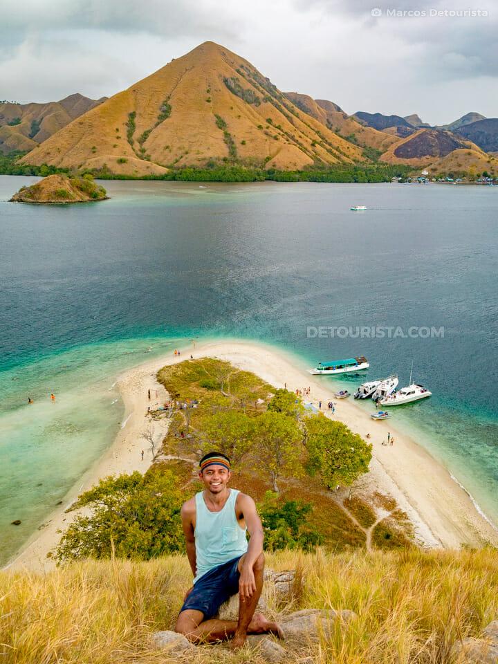 Marcos at Kelor Island