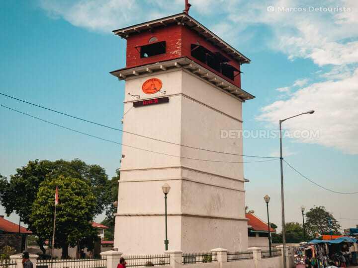 Menara Syahbandar (Syahbandar Port Tower)