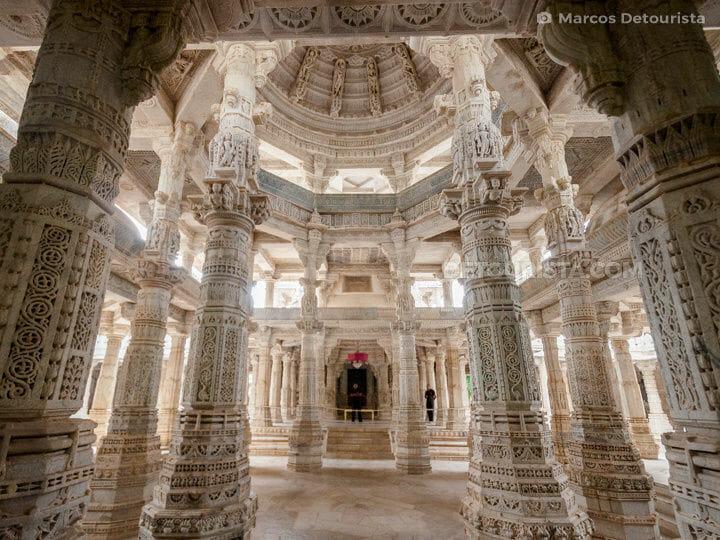 Ranakpur Jain Marble Temple