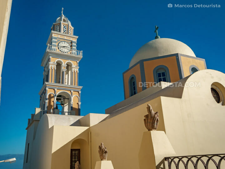 Saint John The Baptist Church, Santorini