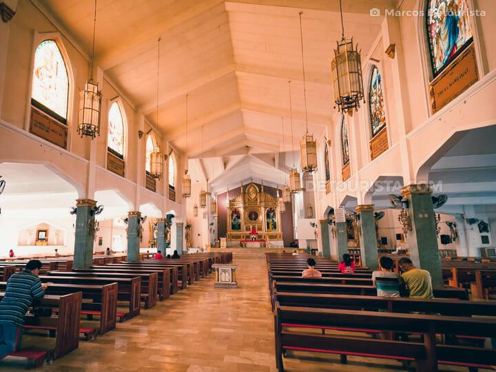 Tacloban Church (Sto. Niño Church) in Tacloban City, Leyte, Philippines