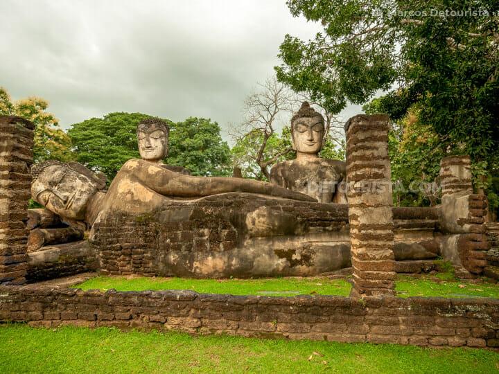 Wat Phra Kaew, Kamphaeng Phet Historical Park, Kamphaeng Phet, T