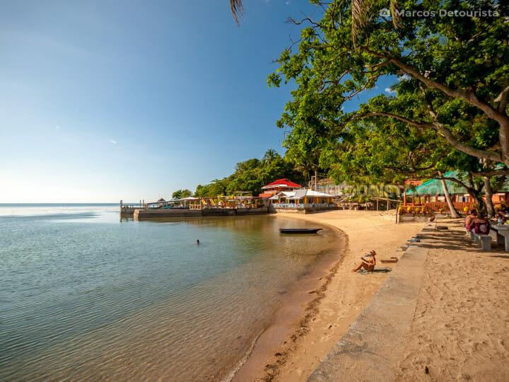 Agta Beach Resort in Almeria, Biliran, Philippines