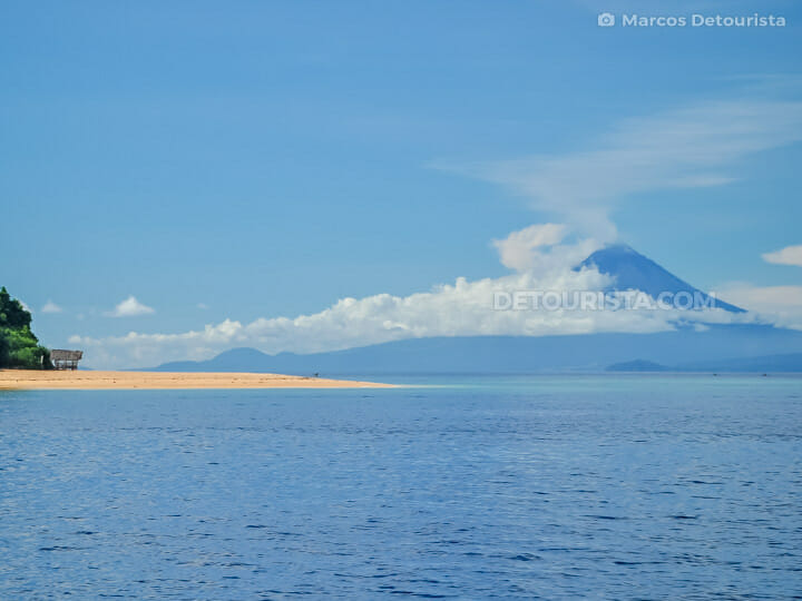 Aguirangan Island and Mayon Volcano, Camarines Sur