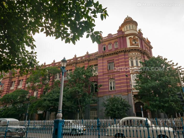 Royal Insurance Building in BBD Bagh, Kolkata, India