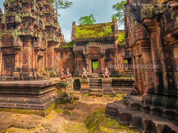 Banteay Srei (temple)