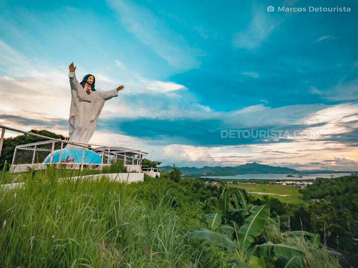Calvary Hill in Tacloban City, Leyte, Philippines