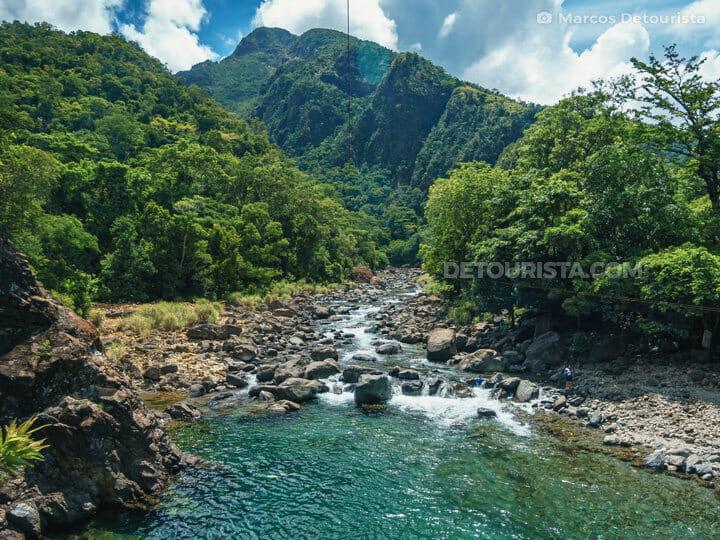 Cantingas River, Sibuyan Island, Romblon