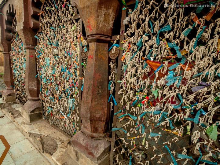 Dinman Hardaul's Palace in Orchha, Madhya Pradesh, India