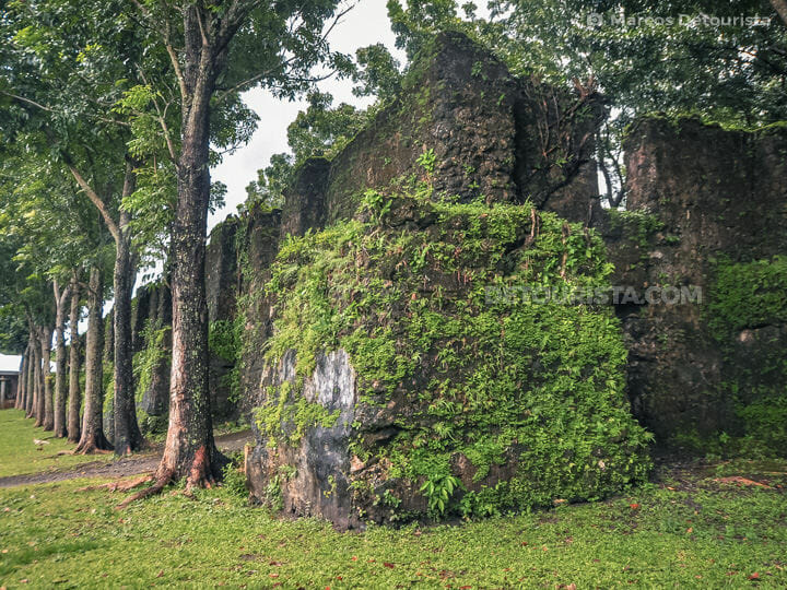 Guiob Old Spanish Church Ruins, Camiguin
