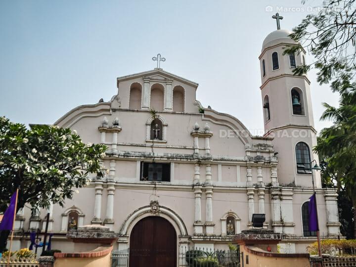 Iba Cathedral (St. Augustine Parish Church), Zambales