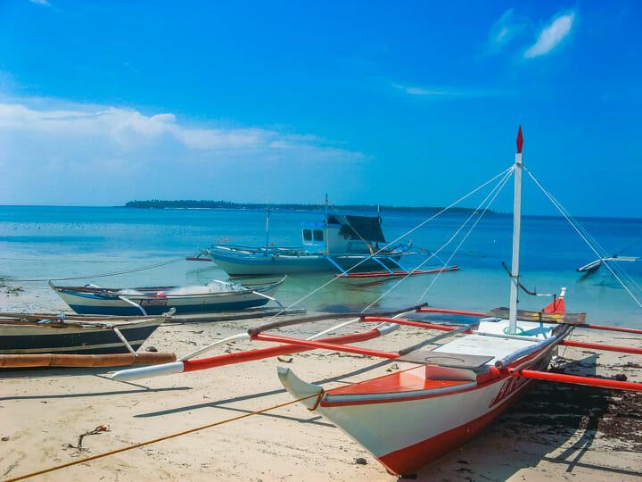 Imba Beach in Caluya, Antique, Philippines