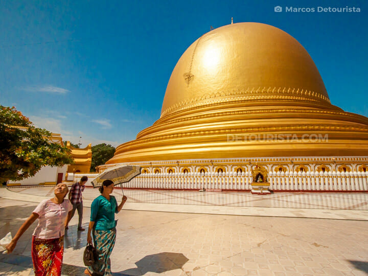 Kaung Mu Taw Pagoda, Sagaing
