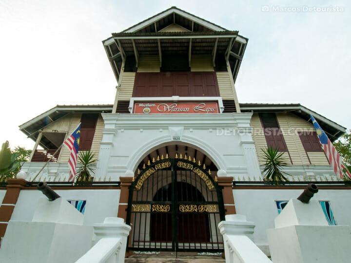 Lipis Heritage Museum, Kuala Lipis