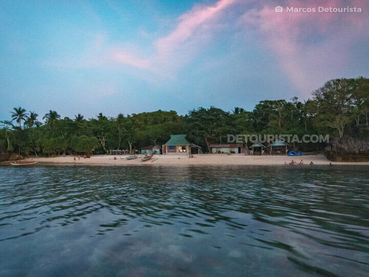 Lusay Beach Resort, Guimaras