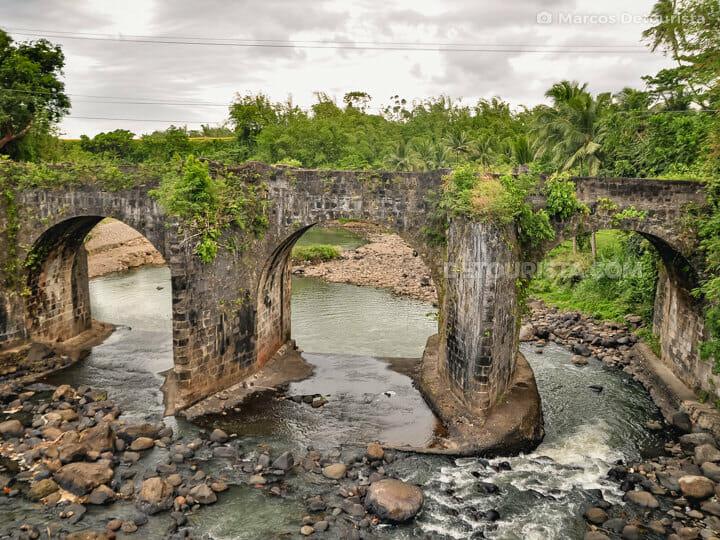Malagonlong Bridge, Tayabas