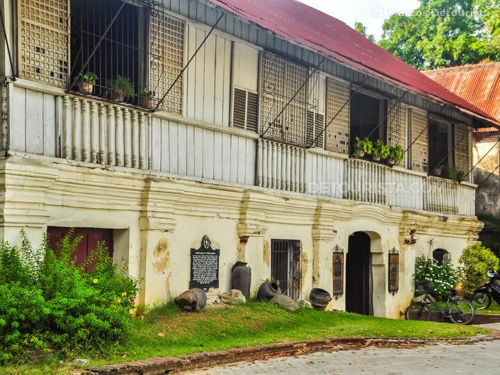 Padre Burgos Museum in Vigan, Ilocos Sur, Philippines
