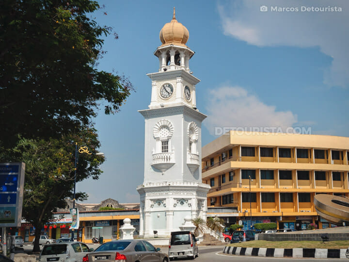 Queen Victoria Memorial Clock Tower, Penang