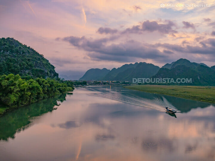 Son River, Phong Nha-Ke Bang National Park